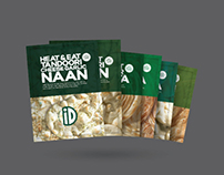 ID website and packaging