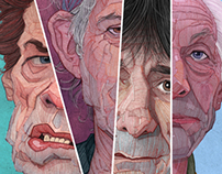 "The "" Fabulous "" Rolling Stones illustrated"