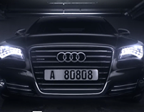 Audi LED Technology