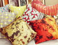 Fray Cushion Collection SS14