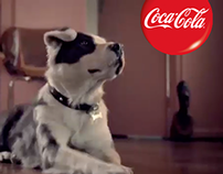 Coke YouTube Expanding Masthead