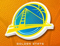 Golden State Warriors Redesign