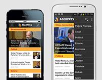 AGERPRES - Mobile App