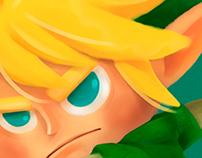Link Toon