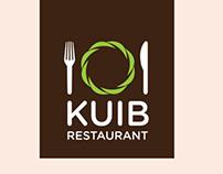 KUIB Restaurant - Branding