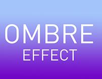 Ombre Effect Wall Murals