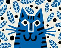 Blue Cat / Red Cat