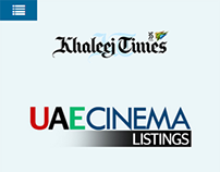 UAE Cinema Listings - Khaleej Times - Demo