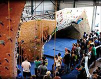 Event Photography - Berkeley Ironworks Climbing Comp.