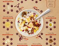 breakfast infographic