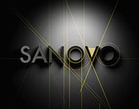 Sanovo logo animation