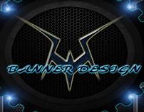Twitch TV Banner Design