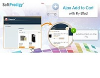 Ajax Add to Cart with Fly Effect Magento Extension