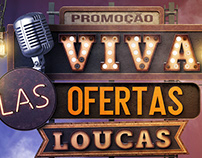 Campanha Viva Las Ofertas Loucas - Malharia Ipanema