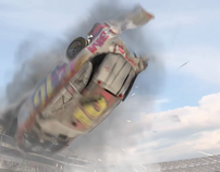 Official NASCAR Game Trailer, 2011