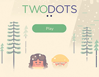 Owen Davey - Two Dots Downloadable App Game