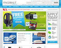 Fingerhut.com Redesign