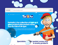 One Page Responsive,  Parallax Scroll Website