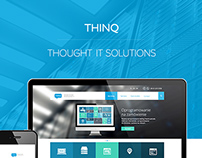 Thinq - corporate website