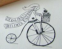 Ex Libris designing