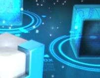 Hiperbox DVD Menu Animation