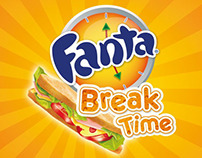 Fanta Break Time