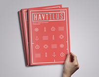 NAUTILUS Magazine about graphic design and illustration (COPY)