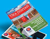 TİKA DÜNYASI dergi