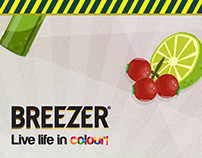 Breezer Catch The Flavour