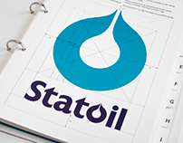 Statoil – 1984 Design (Visual Identity)
