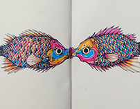 Animals Scketchbook #1