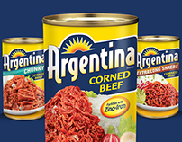 Branding & Packaging | Argentina Canned Meat