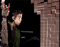 Kinect Selfie (Interactive Installation)