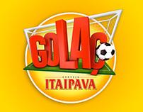 Golaço Itaipava