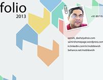 Portfolio Copy [handout] : 2013