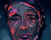 Hannibal inspired illustrations