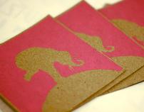 Rosa Milch & Weisse Elefanten