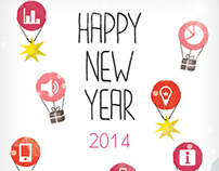 Newsletters New Year & Christmas