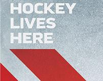 Fantasy Hockey Magazine Ad