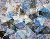 Tryptyk spontaniczny / A spontaneous triptych