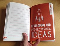 Illustrations for 'The ideas Book'