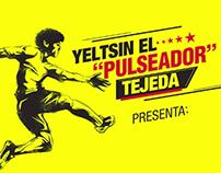 """VERDUGO MUNDIAL, Yeltsin """"El Pulseador"""" Tejeda (2014)"""