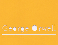 Book series // George Orwell