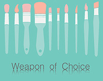 illustrator art weapon of choice