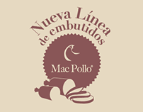 Mac Pollo - Nueva línea de embutidos