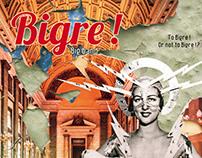 Bigre! cd artwork 2014