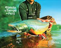 Marca Perú - Tómate tu tiempo en Perú
