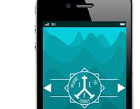 Irelands Eye Ferries - App Design