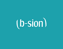 Logotype for B-sion