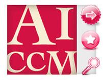 Designer, Front-end Developer: AICCM